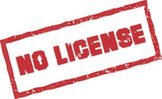 Ingen Licens